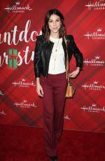 KATE MANSI at Christmas at Holly Lodge Screening in Los Angeles 12/04/2017