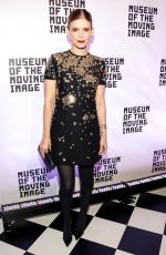 KATE MARA at Museum of the Moving Image Salute to Annette Bening in New York 12/13/2017