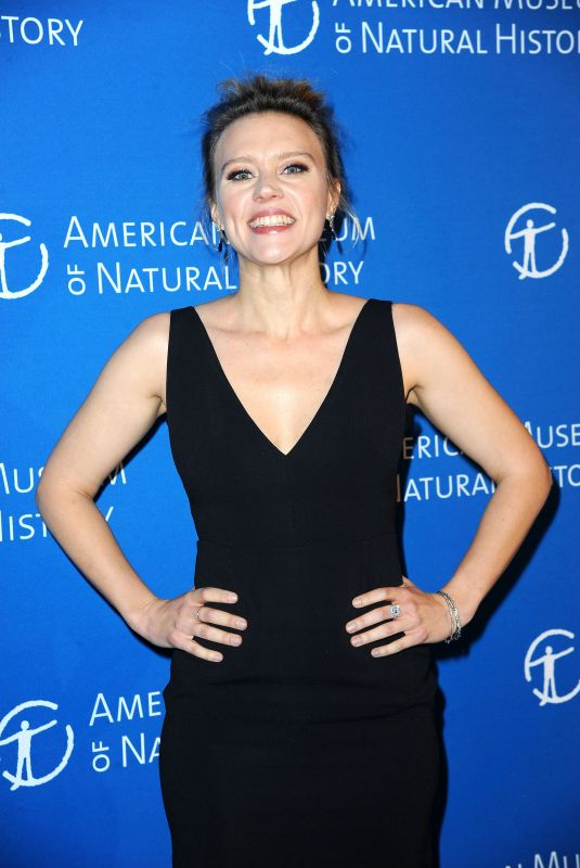 KATE MCKINNON at American Museum of Natural History's 2017 Museum Gala in New York 11/30/2017