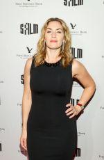 KATE WINSLET at San Francisco Film Society Annual Awards Night in San Francisco 12/05/2017
