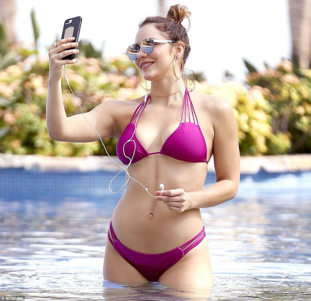 Watch Katharine mcphee in swimsuit in hawaii video