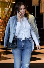 KATHARINE MCPHEE Shopping at Prada on Rodeo Drive in Beverly Hills 12/15/2017