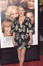 KATHLEEN ROBERTSON at Father Figures Premiere in Hollywood 12/13/2017