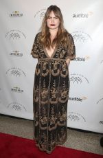 KATHRYN GALLAGHER at New York Stage and Film Winter Gala at Pier 60 in New York 12/05/2017