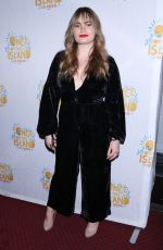 KATHRYN GALLAGHER at Once on This Island Broadway Openingh Night in New York 12/03/2017