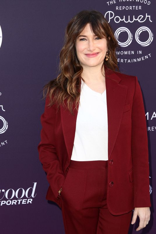 KATHRYN HAHN at Hollywood Reporter's 2017 Women in Entertainment Breakfast in Los Angeles 12/06/2017
