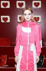 KATHRYN NEWTON at I Love Spike Event in New York 12/01/2017