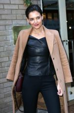 KATIE HOLMES at Cosmo