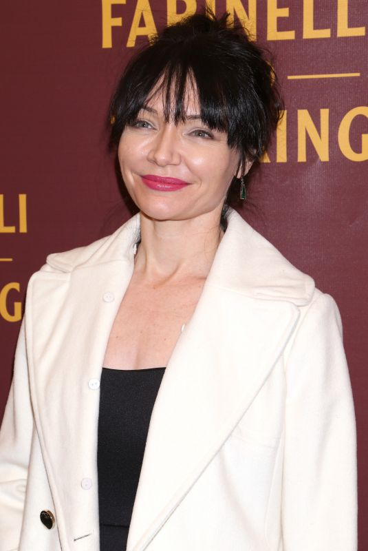 KATRINA LENK at Farinelli and the King Broadway Opening Night in New York 12/17/2017