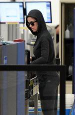 KATY PERRY at Miami International Airport 12/21/2017