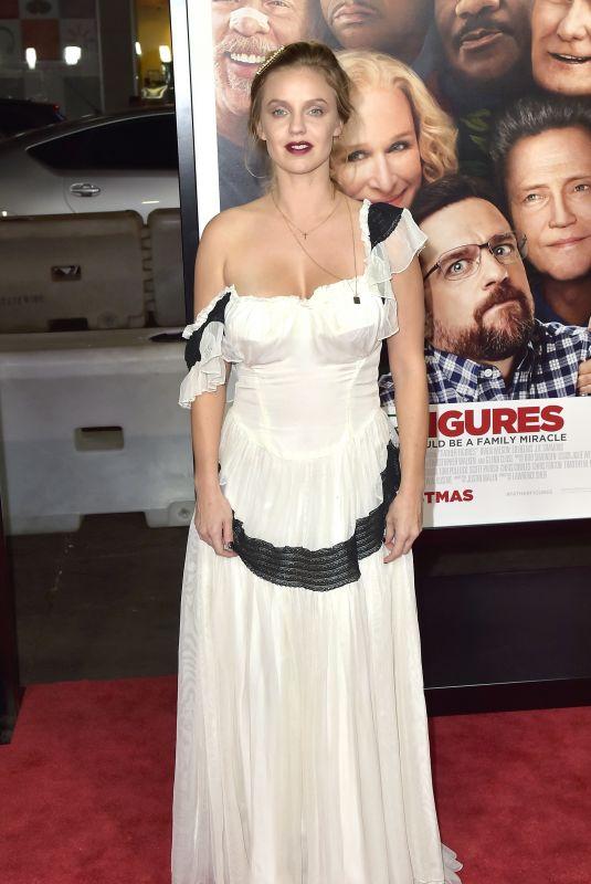 KELLI GARNER at Father Figures Premiere in Hollywood 12/13/2017