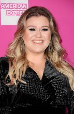 KELLY CLARKSON at 2017 Billboard Women in Music Awards in Los Angeles 11/30/2017