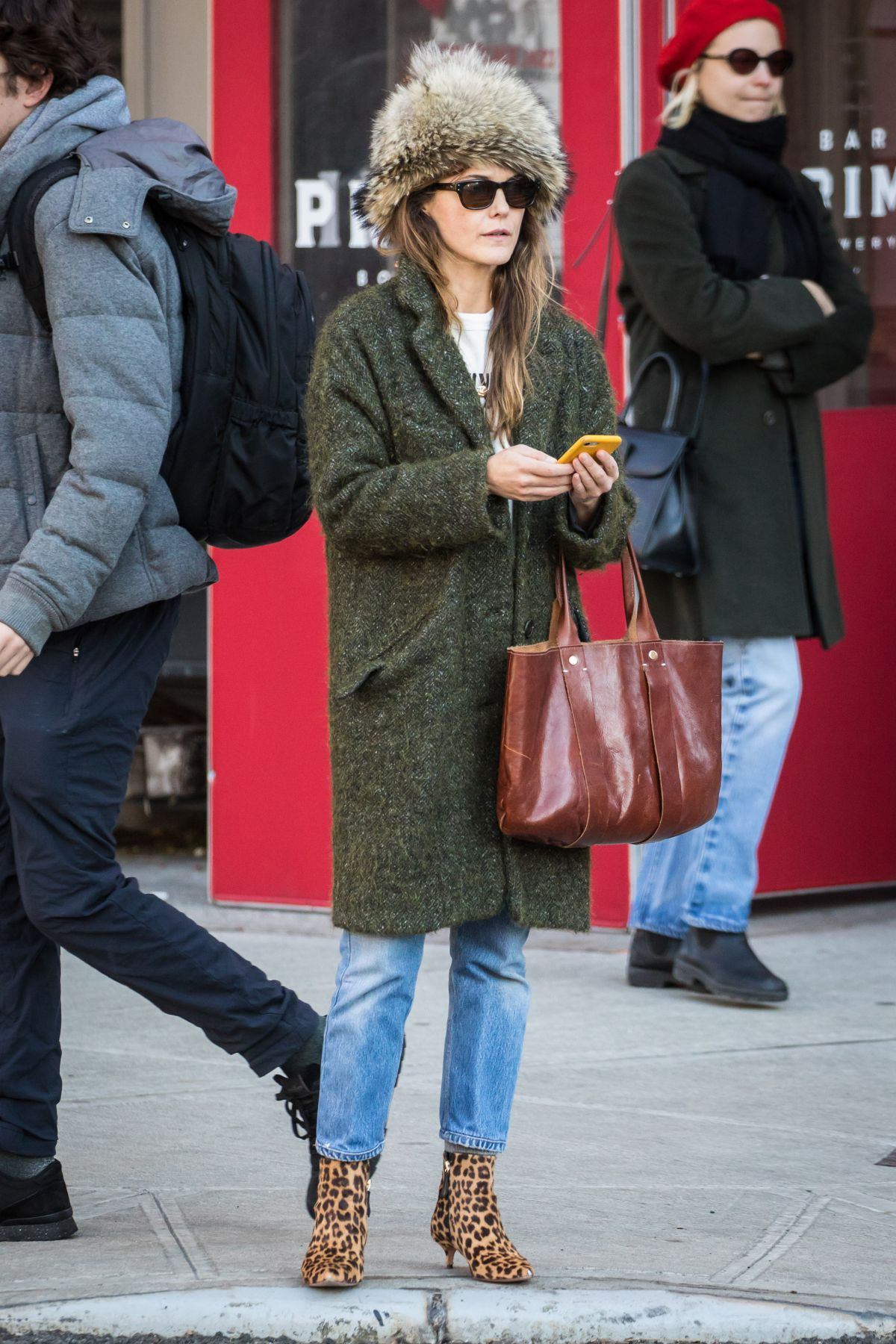 Keri russell winter in nyc naked (74 pictures)