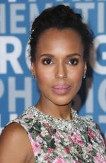 KERRY WASHINGTON at 6th Annual Breakthrough Prize Ceremony in Mountain View 12/03/2017