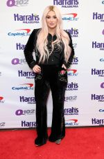 KESHA SEBERT at Q102