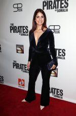 KIANA MADANI at The Pirates of Somalia Premiere in Los Angeles 12/06/2017