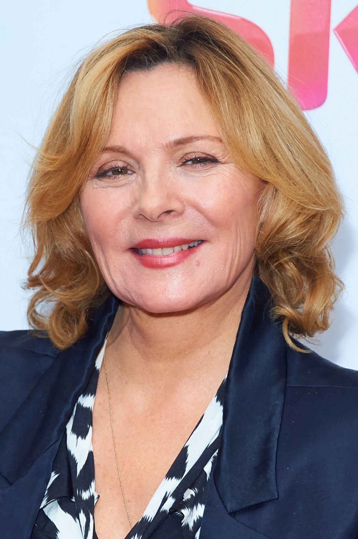 KIM CATTRALL at Sky Women in Film and TV Awards in London ...