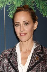 KIM RAVER at Brooks Brothers Holiday Celebration with St Jude Children's Research Hospital in Beverly Hills 12/02/2017