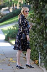 KIRSTEN DUNST Out and About in Los Angeles 12/13/2017