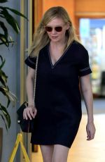 KIRSTEN DUNST Out for Lunch in Beverly Hills 12/01/2017