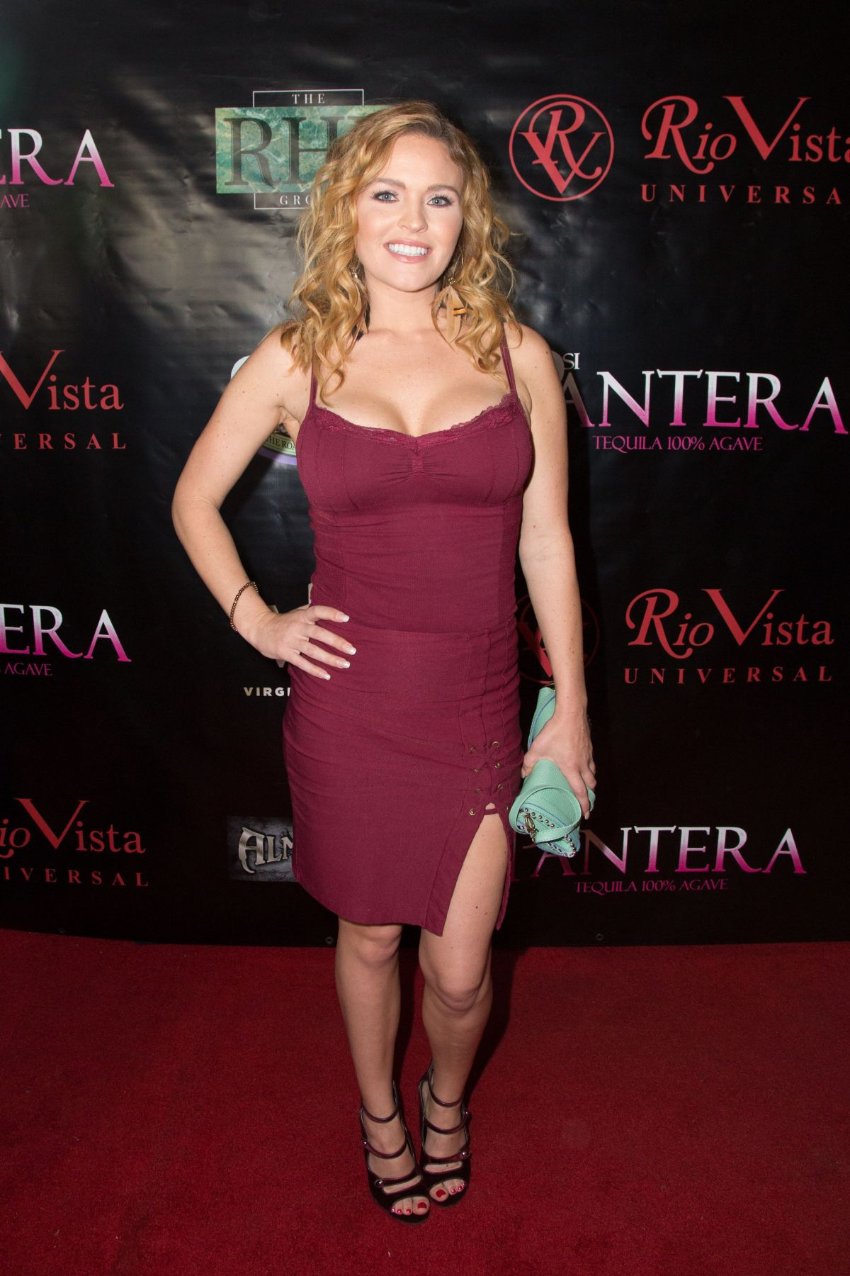 Krissy Lynn At Farinelli And The King Broadway Opening Night In New York 12 17