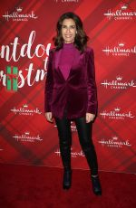 KRISTIAN ALFONSO at Christmas at Holly Lodge Screening in Los Angeles 12/04/2017