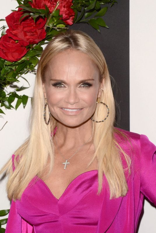 KRISTIN CHENOWETH at Land of Distraction Launch Party in Los angeles 11/30/2017