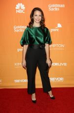 KRISTIN DAVIS at Trevor Project's 2017 Trevorlive Gala in Los Angeles 12/03/2017