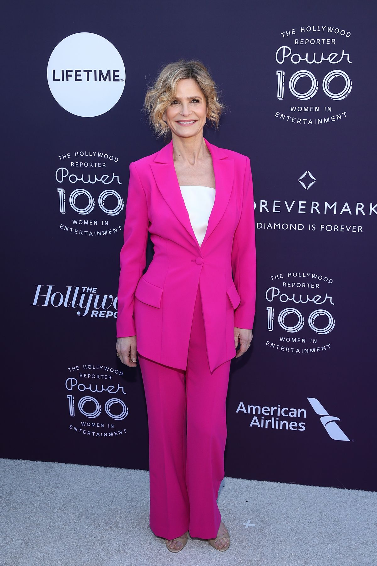 KYRA SEDGWICK at Hollywood Reporter's 2017 Women in ...