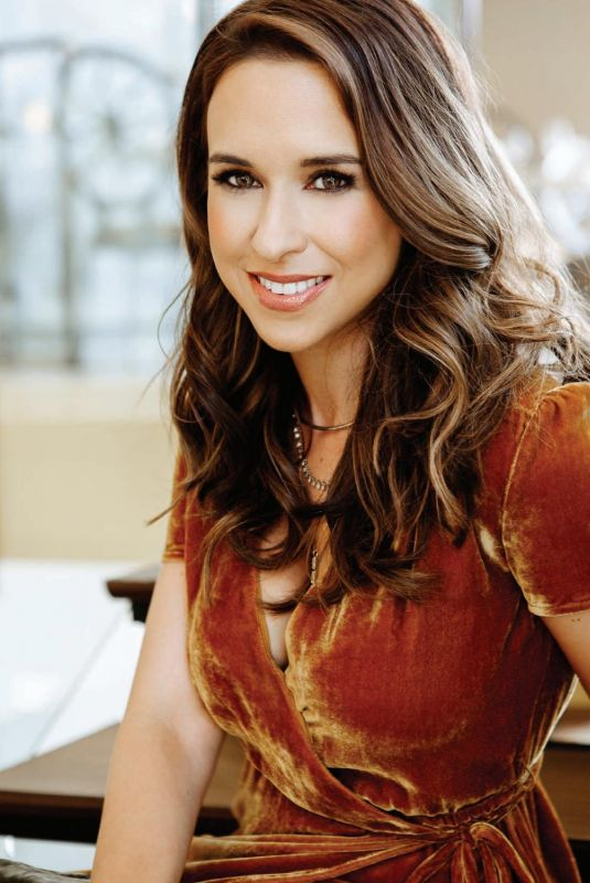 LACEY CHABERT for Bella New York Magazine, Holiday 2017