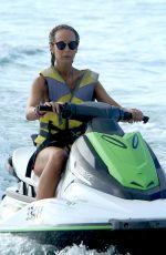 LADY VICTORIA HARVEY on Holiday in Barbados 12/27/2017
