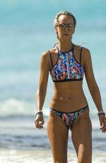 LADY VICTORIA HERVEY in Bikini on the Beach in Barbados 12/26/2017