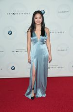 LANA CONDOR at 16th Annual Unforgettable Gala in Beverly Hills 12/09/2017
