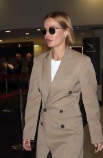 LARA BINGLE at Airport in Sydney 12/15/2017