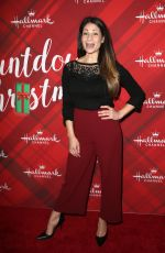 LARISSA WOHL at Christmas at Holly Lodge Screening in Los Angeles 12/04/2017