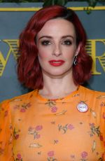LAURA DONNELLY at London Evening Standard Theatre Awards in London 12/03/2017