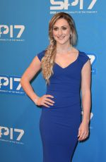 LAURA KENNY at Sports Personality of the Year Awards in Liverpool 12/17/2017