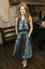 LAURA PITT-PULFORD at Barnum Party Press Night in London 12/05/2017