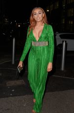 LAURA SIMPSON Night Out in Manchester 12/08/2017