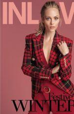 LAURA VANDERVOORT for Inlove Magazine, Winter 2018 Issue