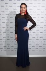 LAURA WRIGHT at Sparks Winter Ball in London 12/06/2017