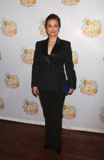 LEA SALONGA at Once on This Island Broadway Openingh Night in New York 12/03/2017