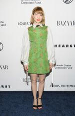 LEA SEYDOUX at An Evening Honoring Louis Vuitton and Nicolas Ghesquiere in New York 11/30/2017