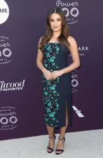 LEE MICHELE at Hollywood Reporter's 2017 Women in Entertainment Breakfast in Los Angeles 12/06/2017