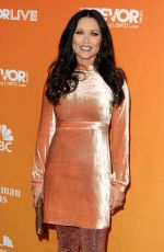 LEEANNE LOCKEN at Trevor Project's 2017 Trevorlive Gala in Los Angeles 12/03/2017