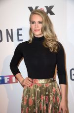 LEVEN RAMBIN at Gone TV Series Photocall in Paris 12/13/2017