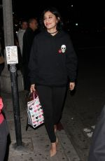 LEXY PANTERRA at Poppy Club in West Hollywood 12/22/2017