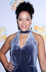 LILLI COOPER at Once on This Island Broadway Openingh Night in New York 12/03/2017