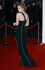 LILY JAMES at Darkest Hour Premiere in London 12/11/2017