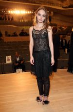 LILY-ROSE DEPP at Chanel Metiers D